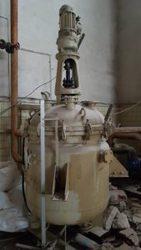 Реактор эмалированный,  объем 1 куб.м.