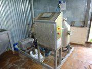 Счетчик молока с воздухо-отделителем