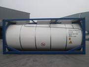 Танк-контейнер Т11 новый 24 м3 для химических веществ