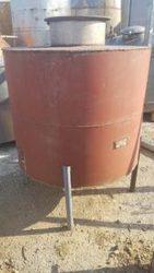 Емкость нержавеющая,  объем — 0, 75 куб.м.