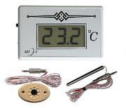 Термометр электронный выносной для саун/бань ТЭС-2Pt