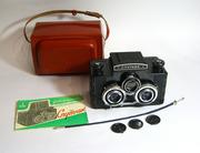 Продаются фотоаппараты СССР и Германии.Объективы. Предметы антиквариата