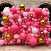 Надувные шарики круглосуточно в Москве