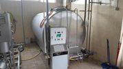 Танк-охладитель,  объем — 5 куб.м.