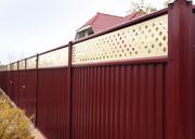 Модульные и Панельные ограждения,  Ворота и Калитки