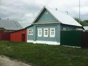 дом у реки Ока в Рязанской области