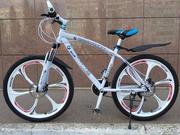 Велосипеды BMW на литых дисках