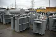 Силовые масляные трансформаторы ТМ,  ТМГ,  ТМЗ новые и с хранения