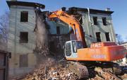 Земляные работы,  Снос зданий и сооружений,  Вывоз грунта,  строительного мусора