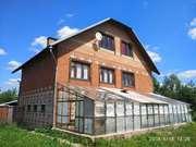 Продам коттедж 375м2 15соток город Руза московская область