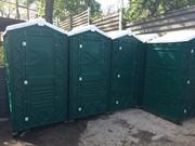 Туалетные кабины б/у,  биотуалеты в х/с недорого из г. Москва