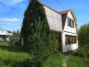 Продается участок с домом и баней 85 км от МКАД