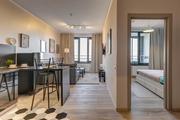 Сдается ПОСУТОЧНО 2х комнатная квартира бизнес-класса на 39 этаже рядо