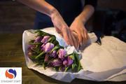 Комплектовщик на склад цветов