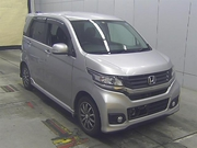 Хэтчбек кастом HONDA N WGN Custom кузов JH1 типа микровен