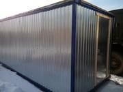 Металлическая бытовка (блок контейнер)