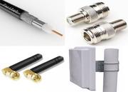Поставки любого радиооборудования и комплектующих