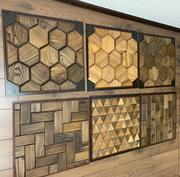 Напольное покрытия и стеновые панели