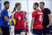 Обучение волейболу для взрослых
