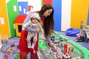 Сеть детских игровых Lego-Центров