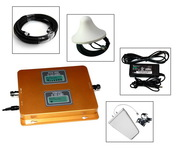 Двухдиапазонный усилитель сотового сигнала DSC1800-GSM