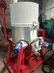 Агломератор 90 кВт,  400 кг/ч,  упп INSTART