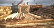Строевой лес для сруба отборный любой длины