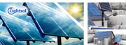 Автономное освещение и светильники на солнечных батареях