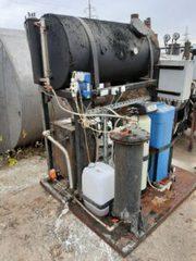 Парогенератор дизельный с водоподготовкой