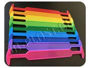 Пластиковые ручки для коробок из картона и другой упаковки