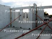 Подкосы двухуровневые для стеновых панелей (2.3-2.7/1.7-2.1)