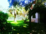 Красивая вилла,  с садом,  в аренду на Сардинии.