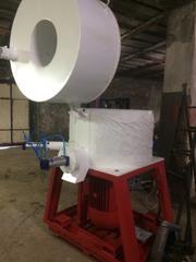 Агломератор (ПОЛУАВТОМАТ) 90 кВт,  400 кг/ч