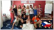Объявляем набор в летний лагерь в Чехии и дарим скидку 200 евро,  тольк
