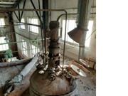 Продается Реактор нержавеющий,  объем — 1, 6 куб.м