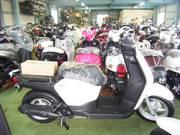 Скутер Honda Benly 50 рама AA05 Новый гв New Bike задний багажник