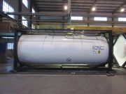 Танк-контейнер T14 новый 17, 5 м3 с пароподогревом и термоизоляцией