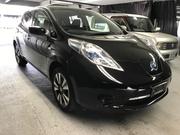Электромобиль хэтчбек Nissan Leaf кузов AZE0 модификация 30X гв 2017