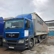 Недорогие перевозки сборных и генеральных грузов по Москве и России