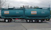 Танк-контейнер Т4 новый 25 м3 для нефтепродуктов