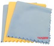 Салфетки  для  мытья  окон  из микрофибры от производителя.