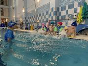 Детская школа плавания Океаника Тропарево. Занятия по плаванию