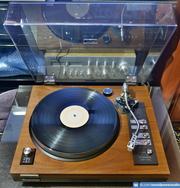 Проигрыватель пластинок Pioneer PL-1400C. Обслужен.