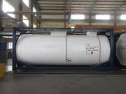 Танк-контейнер T14 новый 21 м3 футерованный полиэтиленом