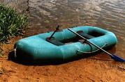 Резиновая гребная лодка Омега 2