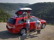 Прокат багажника на крышу авто
