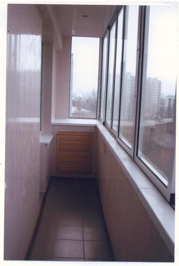 Деревянная мебель - остекление балконов.
